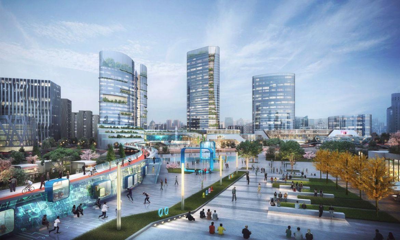 Estas son las mejores ciudades para los amantes de la tecnología - zhongguancun-china