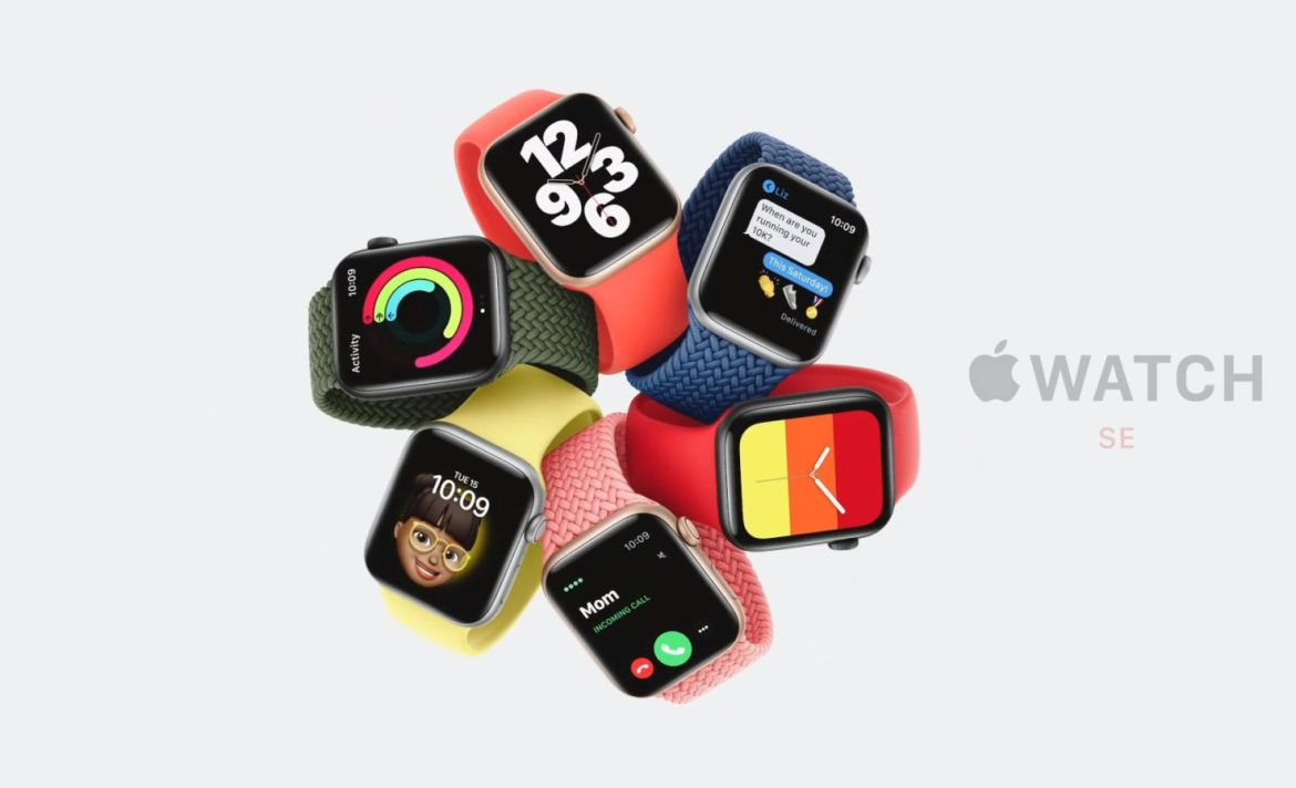 ¿Sin nuevo iPhone? Así fue el apple event 2020 - apple-watch-se
