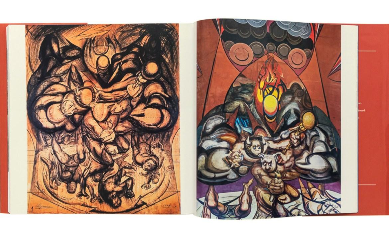 5 Libros para los amantes del arte mexicano - arte-mexicano-libros-pintados_05