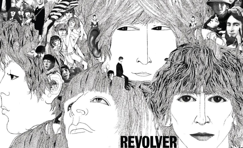 6 de los mejores vinyles que debes tener en tu colección ¡ya! - beatles-revolver
