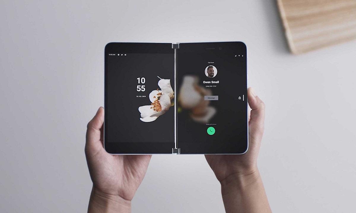 Microsoft Surface Duo es el híbrido entre smatphone y tablet que no sabías que necesitabas