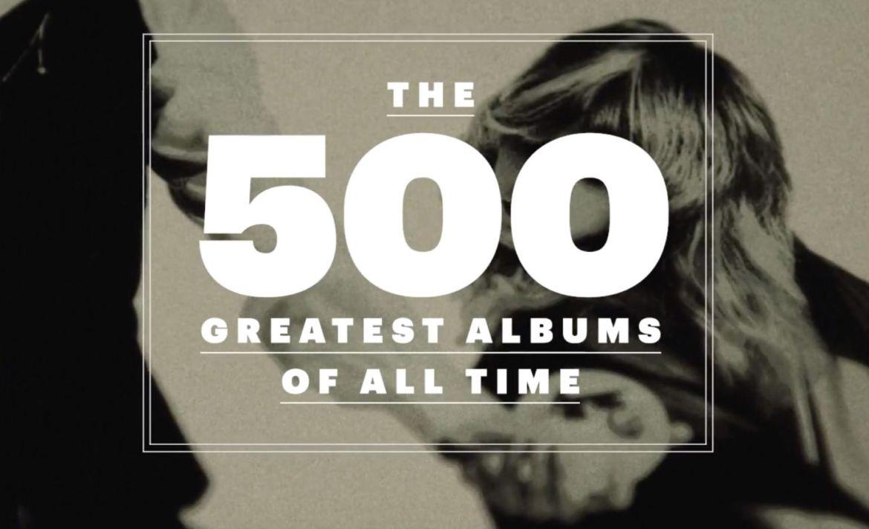 Rosalía, Bad Bunny y más entre los 500 mejores discos de la historia según Rolling Stone - rolling-stone-500-discos