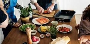 Taller Santa Vida: cocina y convive (a pesar de la pandemia)