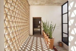 Inspiración para decorar con  Celosías, renovarán tus espacios
