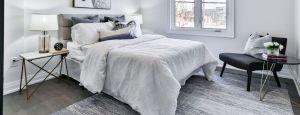 El dormitorio perfecto también puede volverse tu happy place