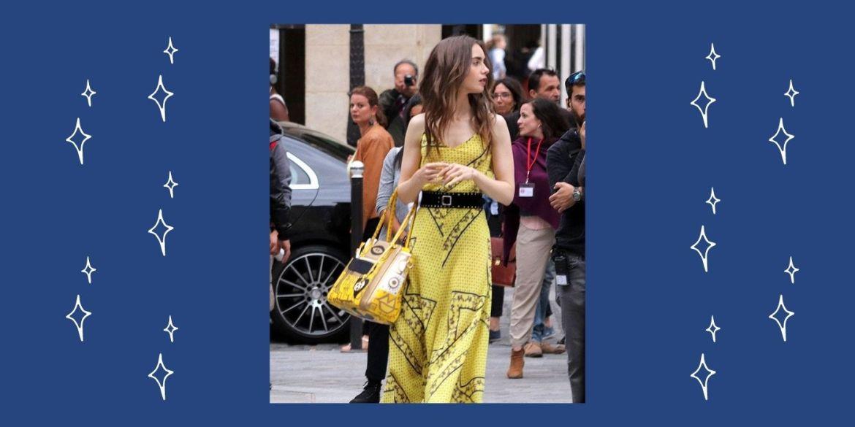 """Te decimos como lograr los looks más cool de """"Emily in Paris"""" - emily-in-paris-4"""