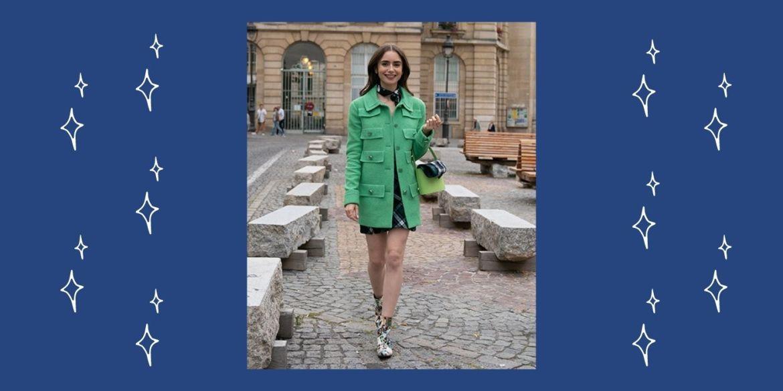 """Te decimos como lograr los looks más cool de """"Emily in Paris"""" - emily-in-paris-5"""