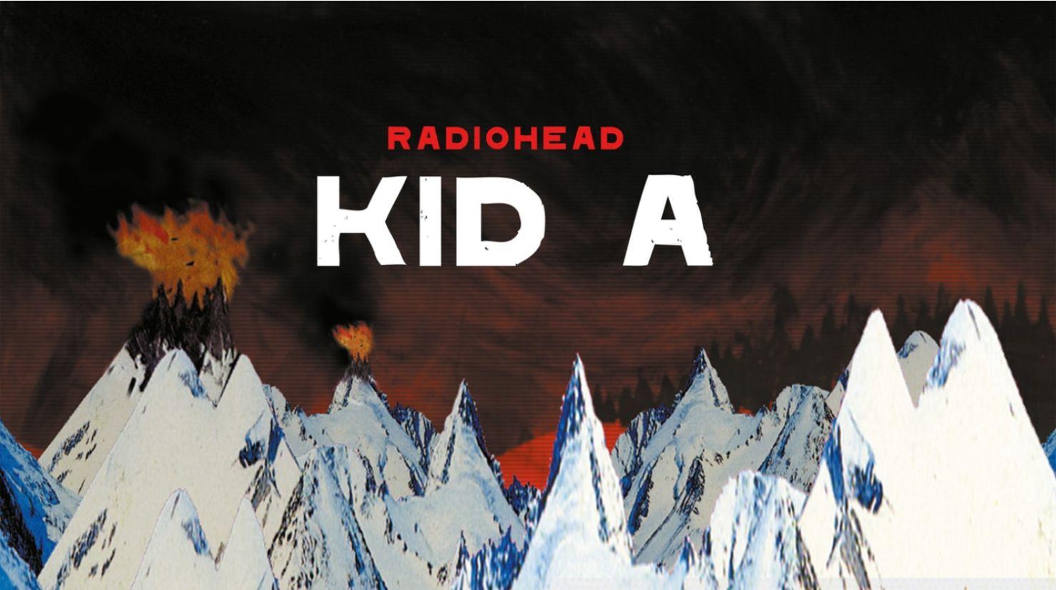 Disco de la semana: Kid A de Radiohead