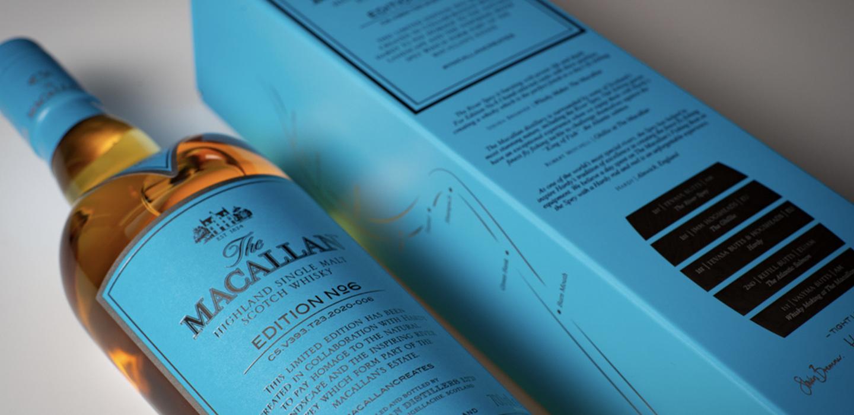 The Macallan Edition No. 6; una edición inigualable que te llevará a Escocia