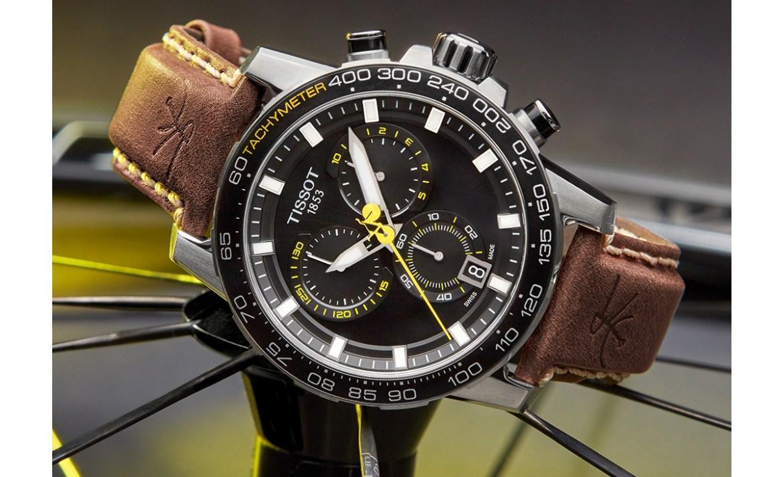 Tissot presenta el nuevo reloj para los amantes del ciclismo - tissot