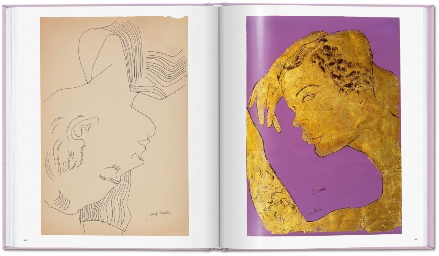 Las obras eróticas de Andy Warhol que tal vez no conocías