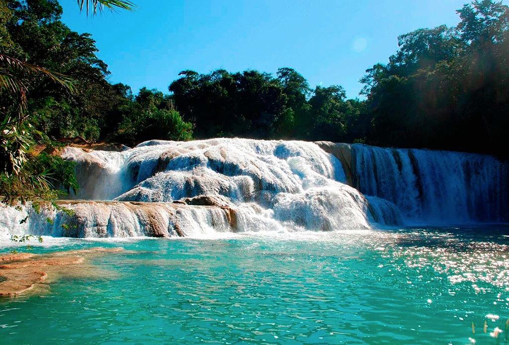 Te decimos dónde ver cascadas impresionantes en México - cascadas-mexico-1