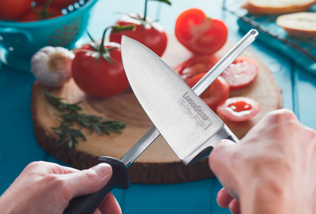 Conoce el cuidado correcto que requieren tus cuchillos
