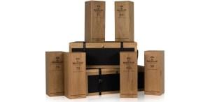 Conoce los single malts más antiguos de The Red Collection