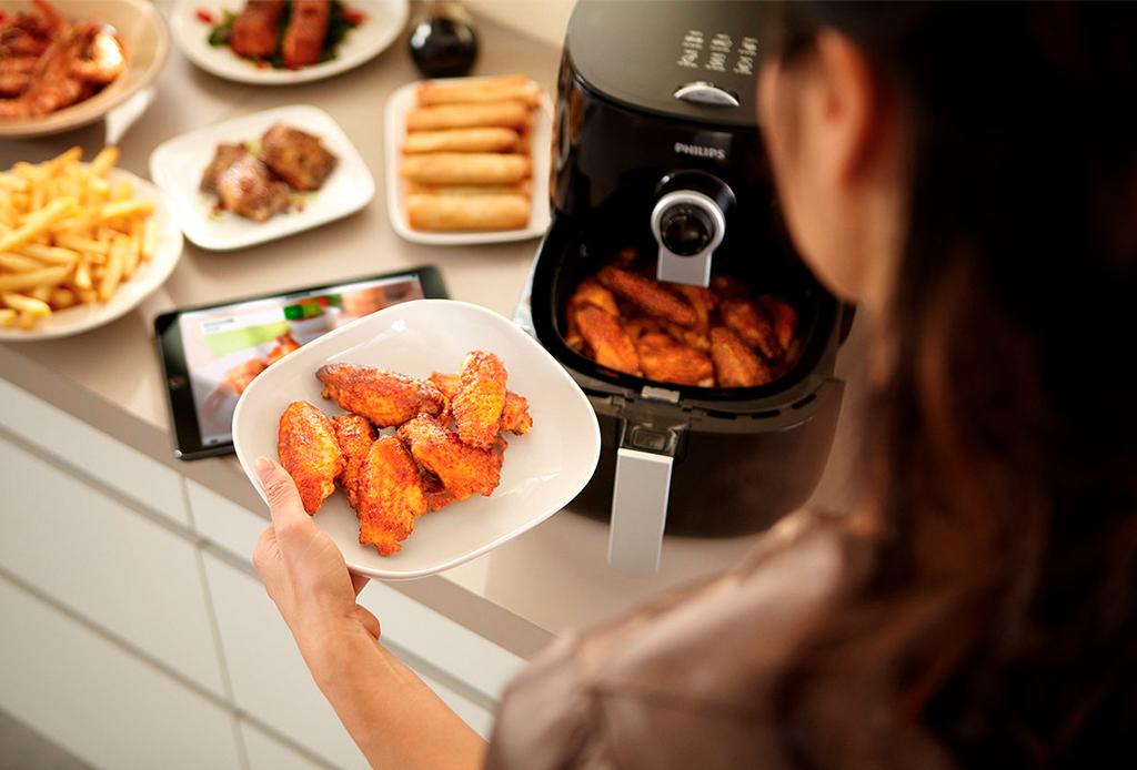 Las mejores freidoras de aire para simplificar tu vida en la cocina