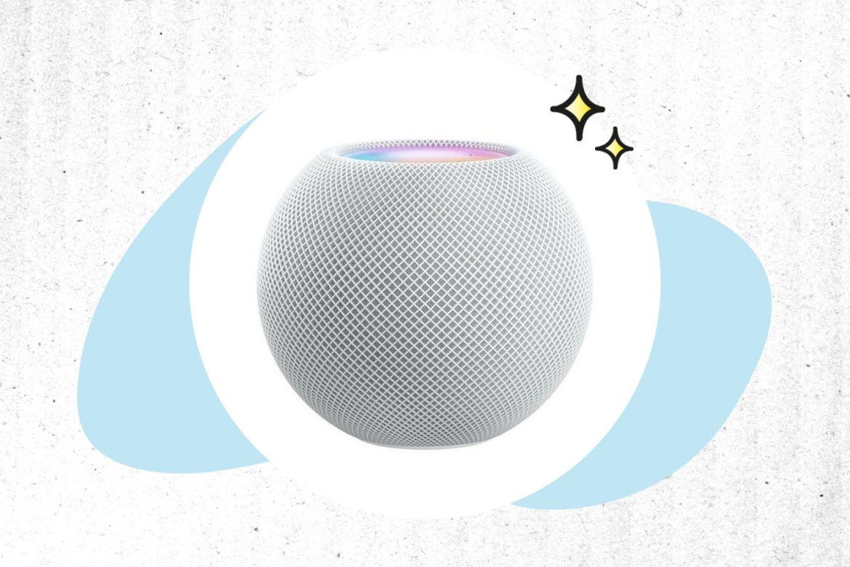 Guía de regalos: las novedades de tecnología que todos quieren - guia-tech-homepod-mini