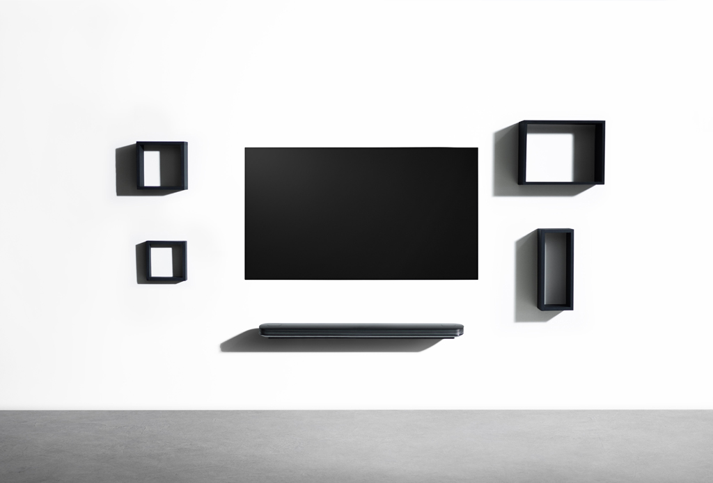 Inteligencia artificial en tu televisión, así es una verdadera SmartTV - inteligencia-artificial-lg-gx-gallery-smarttv
