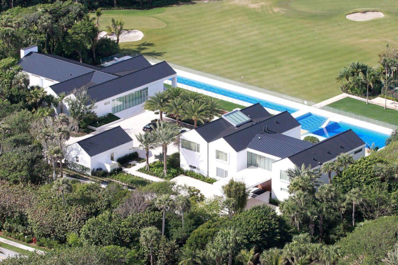 Las 7 casas más espectaculares de los deportistas - mansion-tiger-woods