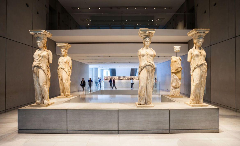 Estos son de los mejores museos del mundo y deberías visitar - museo-acropolis