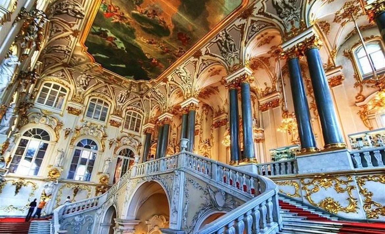 Estos son de los mejores museos del mundo y deberías visitar - museo-hermitage
