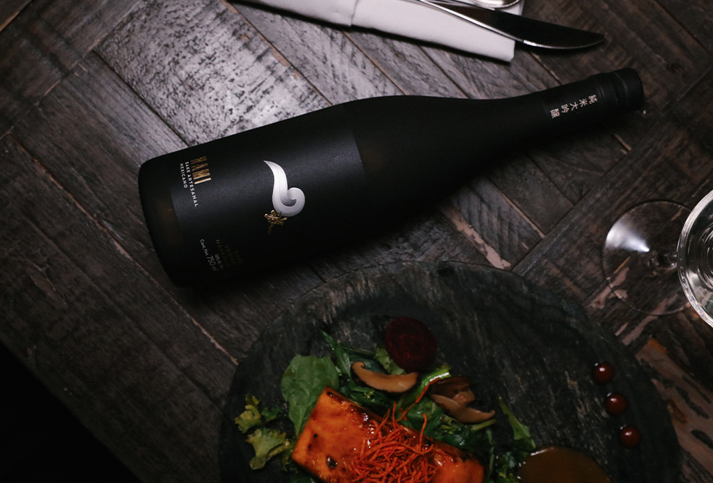 Descubre el maridaje perfecto para este Sake mexicano - sake-mexicano-4