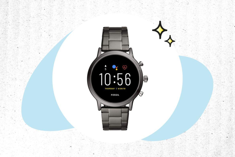Guía de Regalos: los mejores smartwatches para amantes del deporte - smartcwatch-guia-regalos-fossil