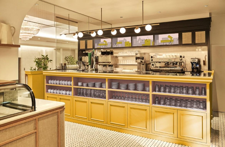 FENDI Café abre como uno de los más hermosos del mundo, ¡en Tokio! - 03_fendi-caffe-anniversaire_tokyo
