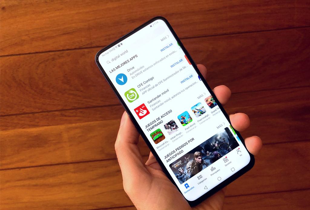 App Gallery; la apuesta de Huawei para conquistar el mundo de las apps, Cloud Pocket 365