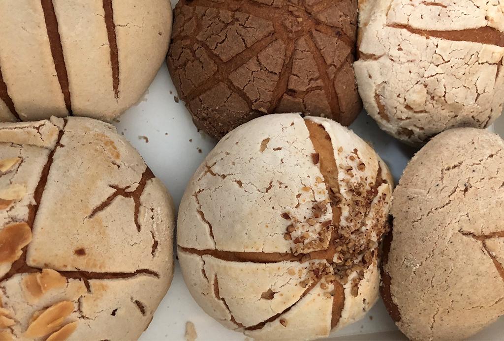10 lugares con las conchas más deliciosas de la CDMX - conchas-tomasa