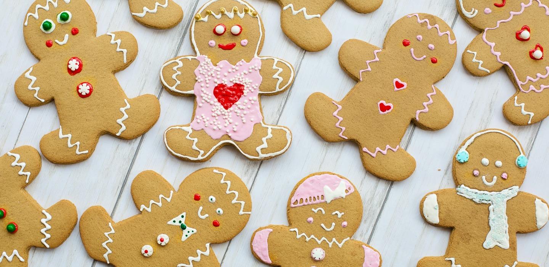 Prepara unas ricas galletas de jengibre veganas ¡No te vas a resistir!