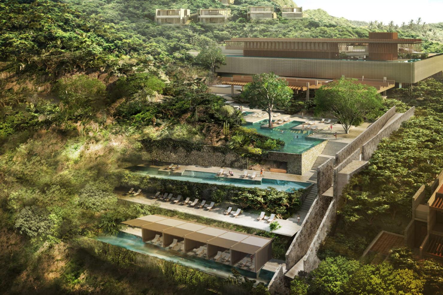 Hoteles en México que abrirán sus puertas en 2021