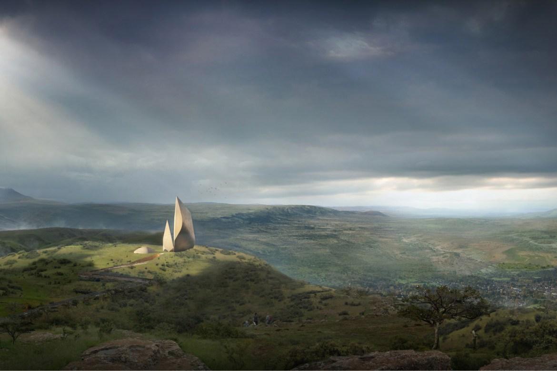 Así será el Museo de la Humanidad que abrirá en 2024 - ngaren-by-studio-libeskind-01