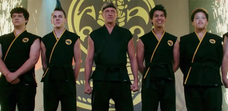 ¡Cobra Kai regresa! Te damos algunas razones para ver la serie - sabrina