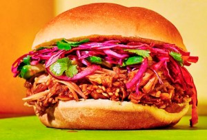 Tenemos la receta para un pulled pork de bbq vegano
