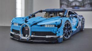 Estos son los mejore autos que puedes armar en LEGO