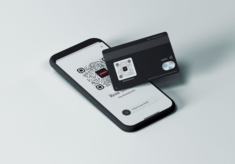 Mantén tus compras seguras con la primera tarjeta inclonable en México - fondeadora-qr