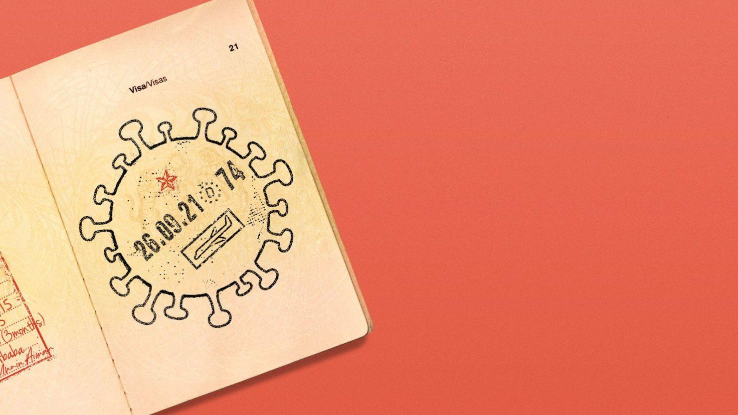 Así puede ser el pasaporte COVID para viajeros, ¡toma nota!
