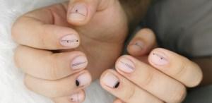 ¿Diseños de uñas para hombre? Conoce la nueva tendencia