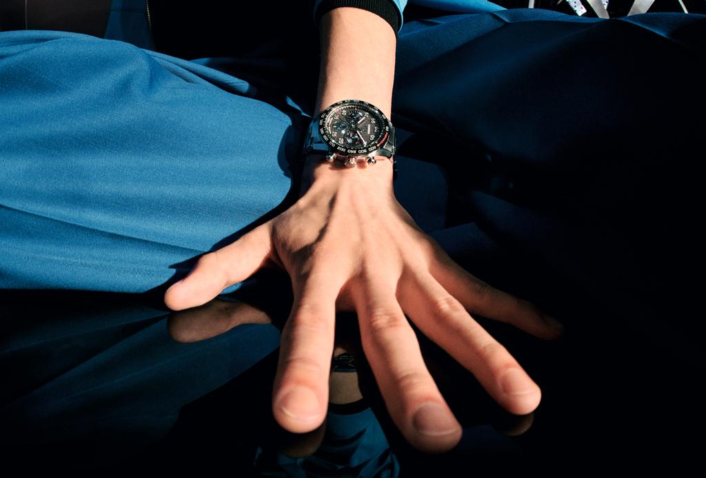 TAG Heuer Carrera Porsche Chronograph, el inicio de una alianza histórica - tag-heuer-porsche-cronograph