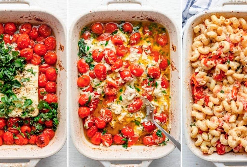 Viral Feta Pasta: súbete a la tendencia con esta fácil receta - viral-feta-pasta-1