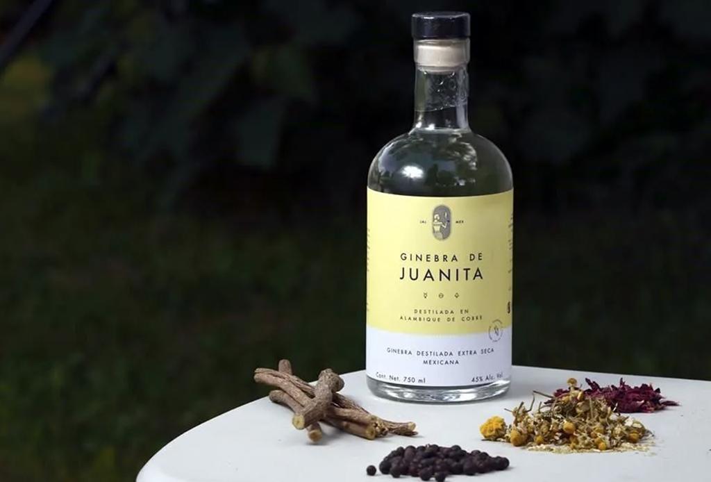 Esta ginebra mexicana recibió un premio en los World Gin Awards