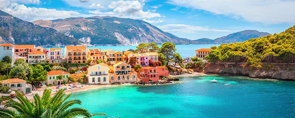 Países de Europa perfectos para el turismo post-covid - grecia