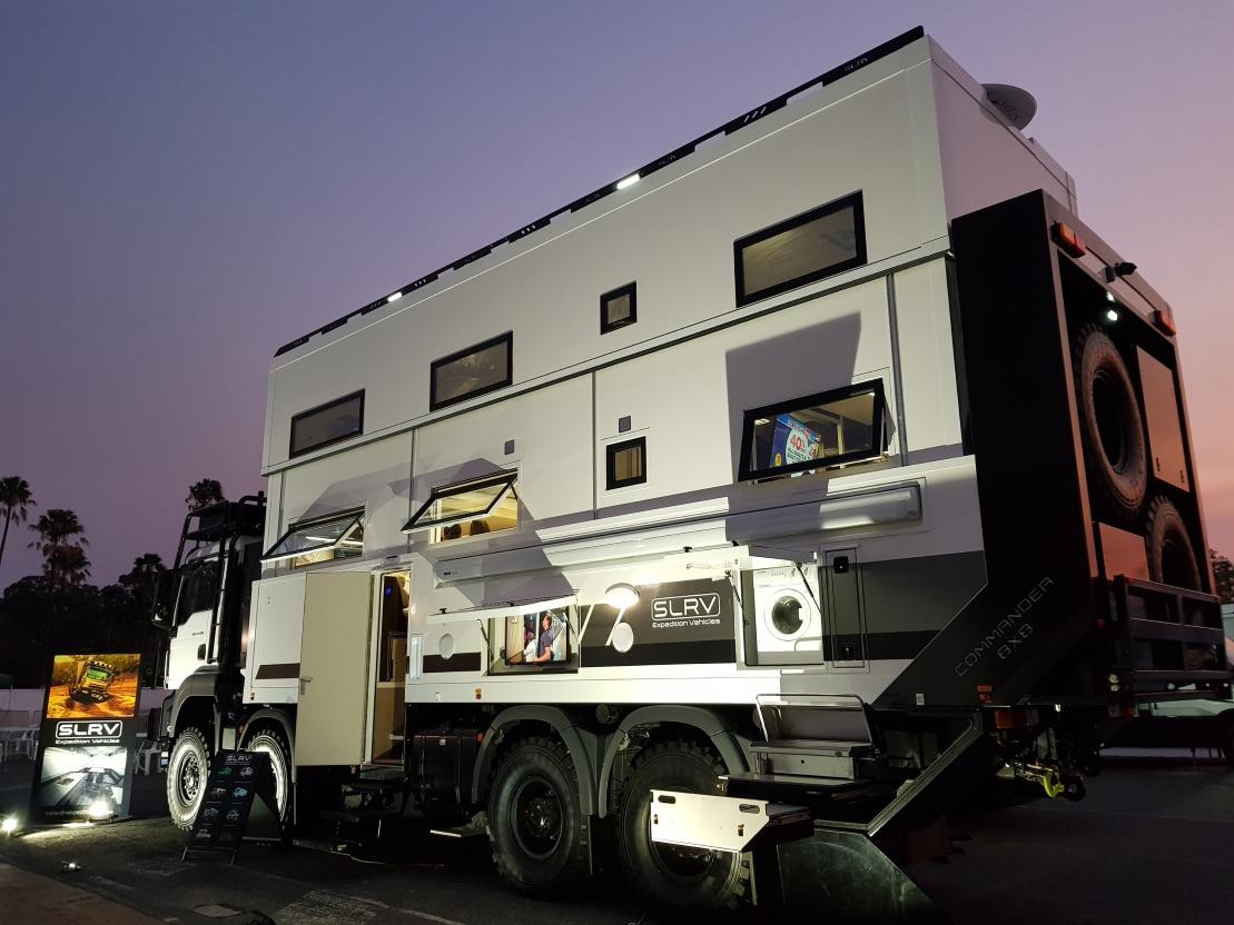 Conoce la única RV capaz de atravesar los terrenos más inhóspitos de Australia