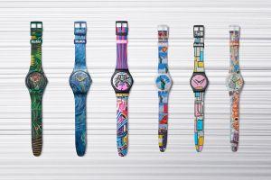 Conoce la nueva colección de Swatch junto al MoMa
