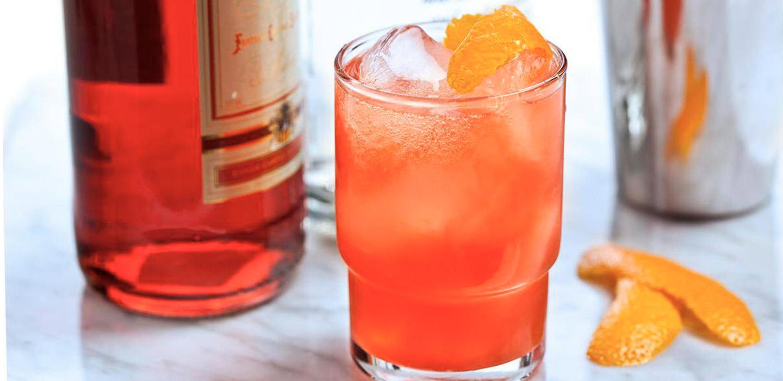 Olvídate del calor y prepara un delicioso Campari Orange