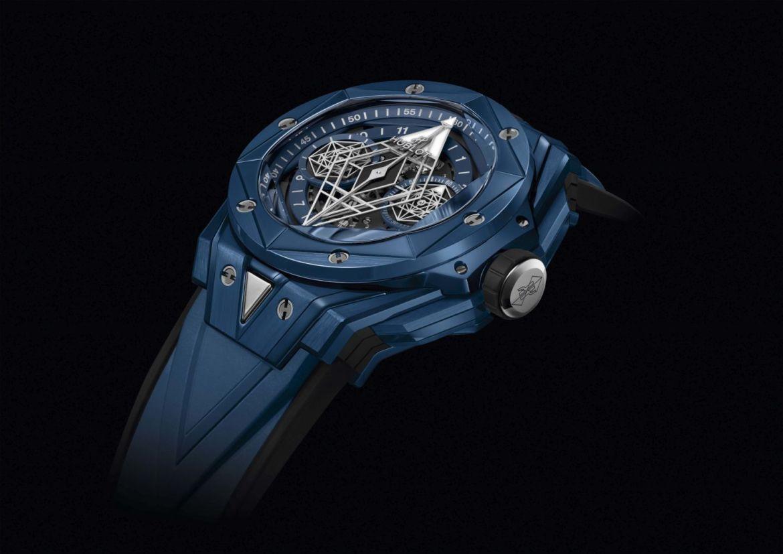 Zenith, Bvlgari y todo lo que amamos de Watches & Wonders 2021 - hublot-big-bang-sang-bleu-ii-ceramic-chronograph