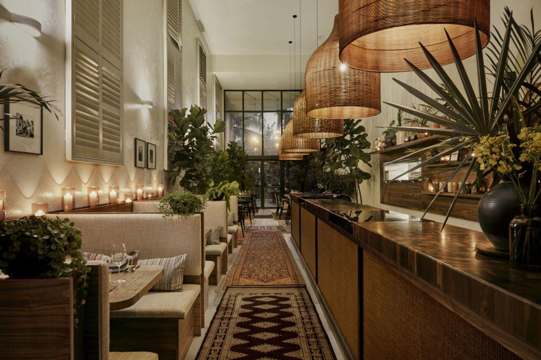 KAYAK abrirá su primer hotel en Miami - layla-restaurant-at-kayak-miami-beach