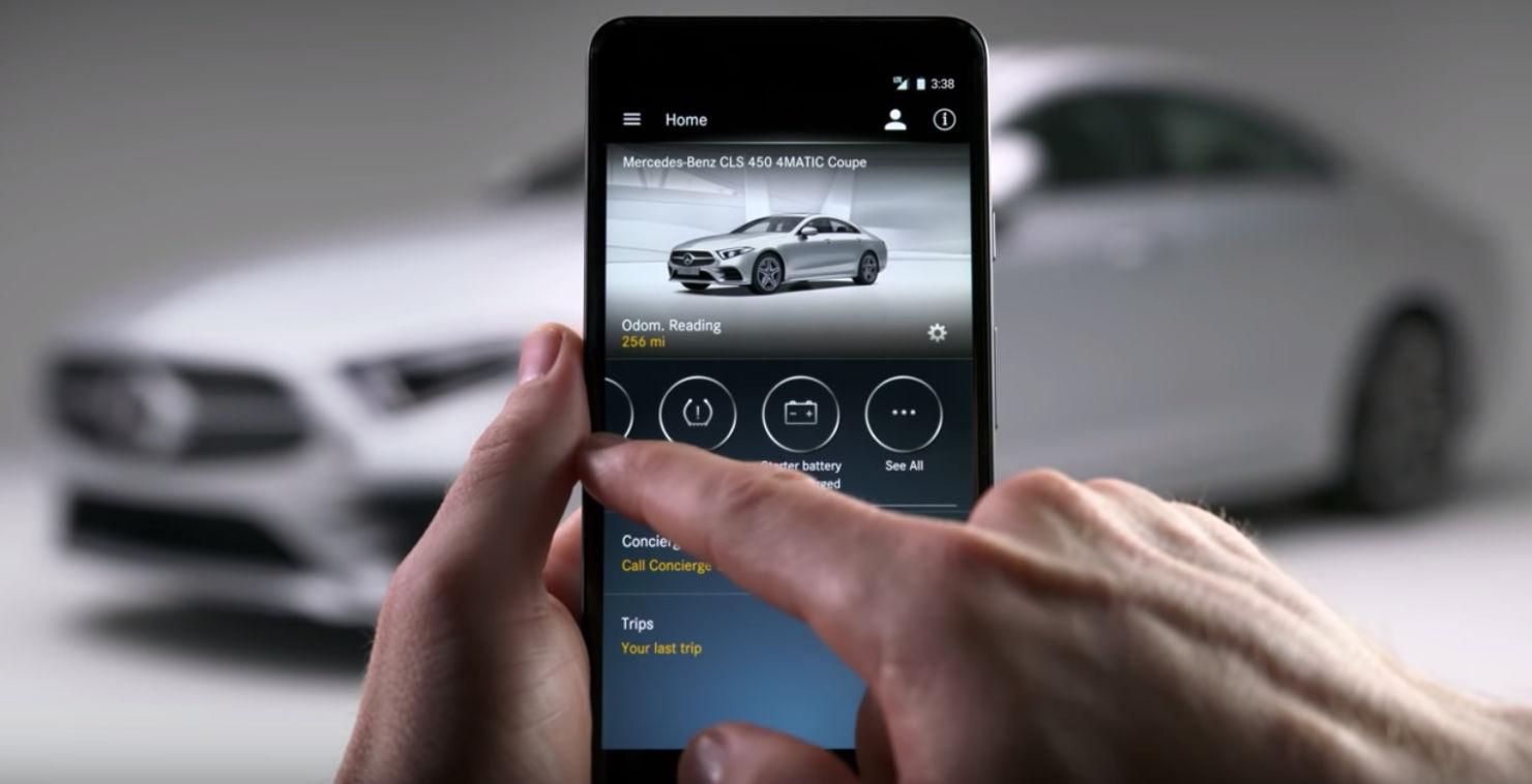 Mercedes ME es la nueva app de Mercedes-Benz que llevará tu auto a otro nivel