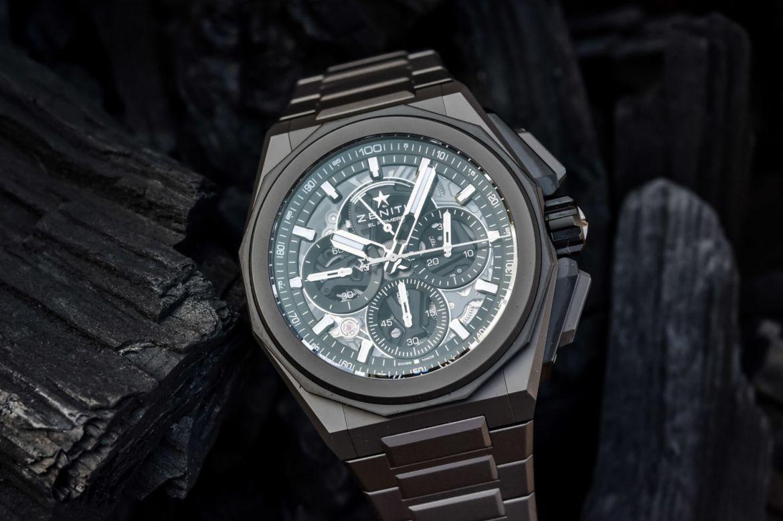 Zenith, Bvlgari y todo lo que amamos de Watches & Wonders 2021 - zenith-defy-extreme