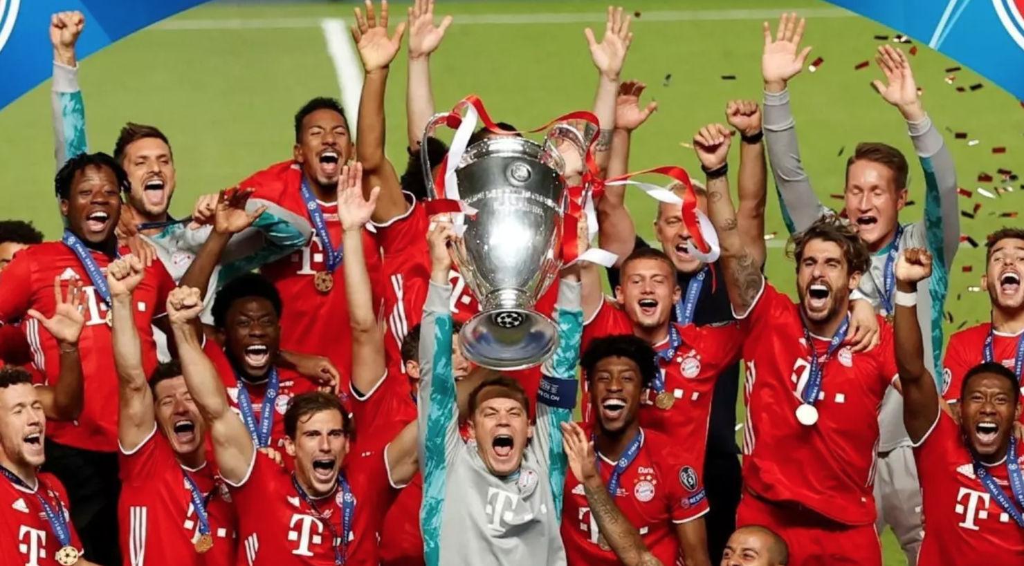 Estos son los equipos con más trofeos en la Champions League